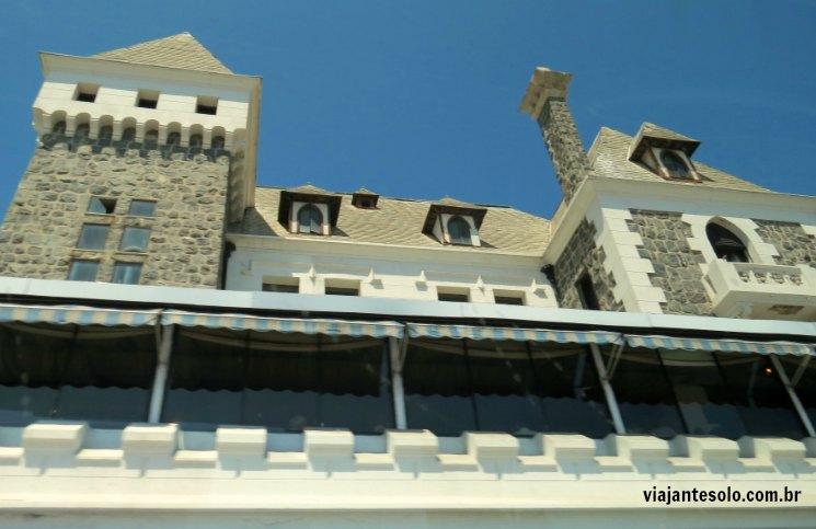 Castelo Ross Vina del Mar | Viajante Solo