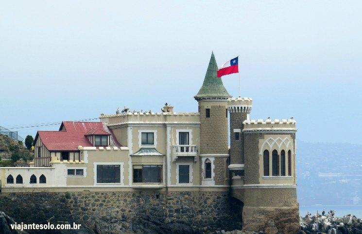Castelo Wulff Vina del Mar | Viajante Solo
