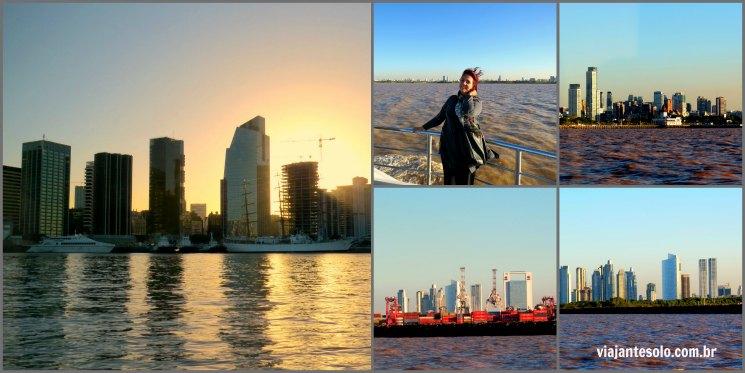 Chegada em Buenos Aires | Viajante Solo