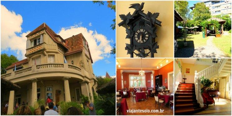 Colagem Villa Julia Tigre | Viajante Solo