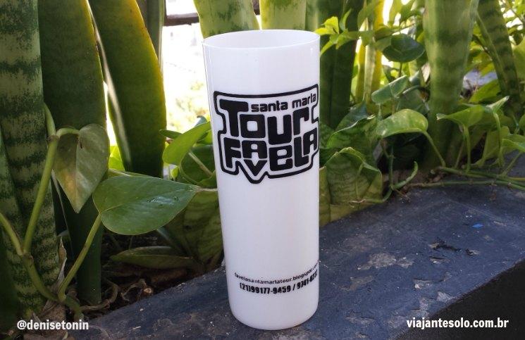 Copo Santa Marta Favela Tour | Viajante Solo