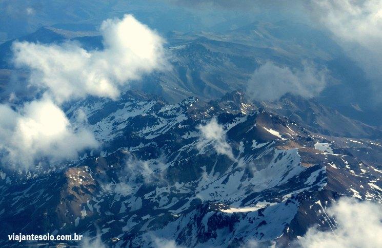 Cordilheira dos Andes | Viajante Solo