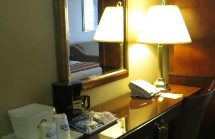 Days Inn Office   Viajante Solo