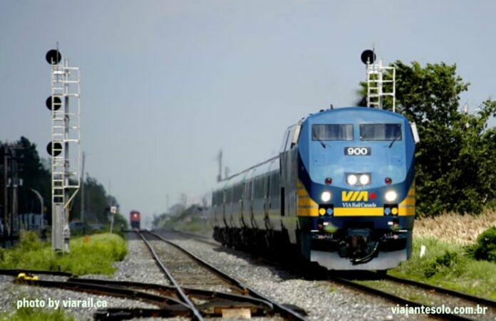 De Montreal a Niagara Falls com a Via Rail | Viajante Solo