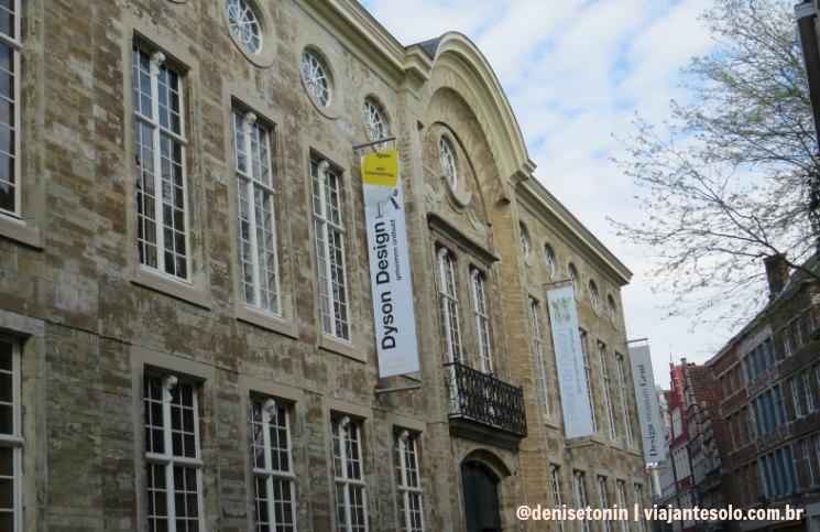 Design Museum em Ghent | Viajante Solo