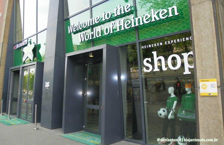 Entrada Heineken Experience | Viajante Solo