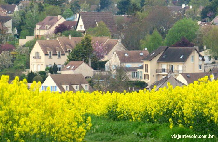 Feucherolles: encantadora cidade rural a 30 minutos de Paris | Viajante Solo