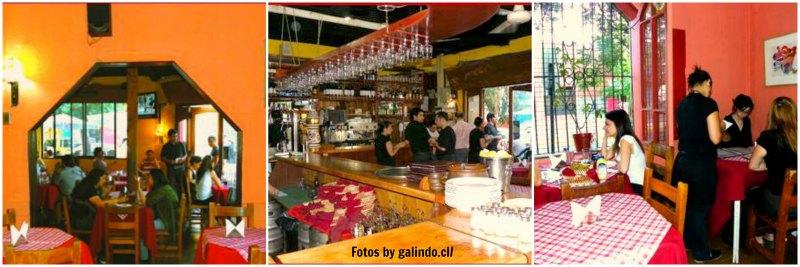 Galindo Restaurante Santiago | Viajante Solo