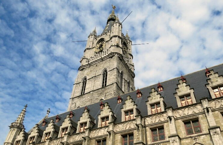 Ghent: Uma cidade com charme medieval | Confira as Principais atracoes em Ghent