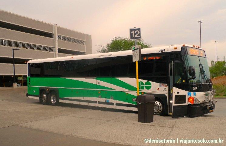 Go Transit Ônibus | Viajante Solo