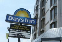 Hotel Review Days Inn Near The Falls, Niaga Falls, Canada | Viajante Solo