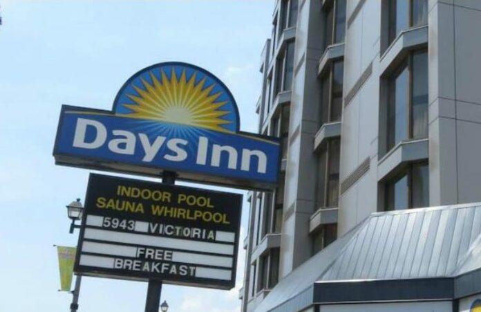 Hotel Review Days Inn Near The Falls, Niaga Falls, Canada   Viajante Solo