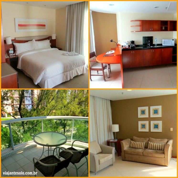 Hotel Review Radisson Barra Acomodações | Viajante Solo