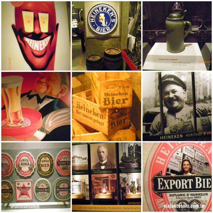 Imagens Históricas Heineken | Viajante Solo