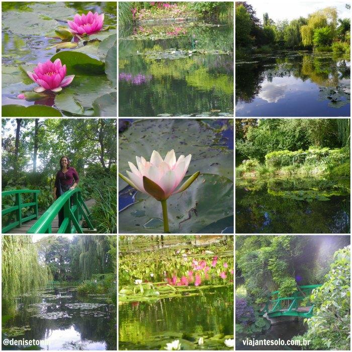 Jardin D'Eau Casa Monet | Viajante Solo