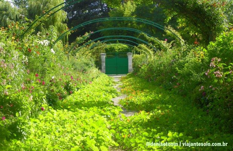 Les Clos Normand, Jardins de Monet, Giverny | Viajante Solo