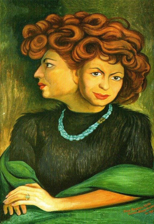 La Chascona Retrato de Matilde Urrutia | Viajante Solo