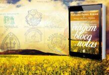 Livro: Uma viagem em um bloco de notas, Tatiana Fadel Rihan | Viajante Solo
