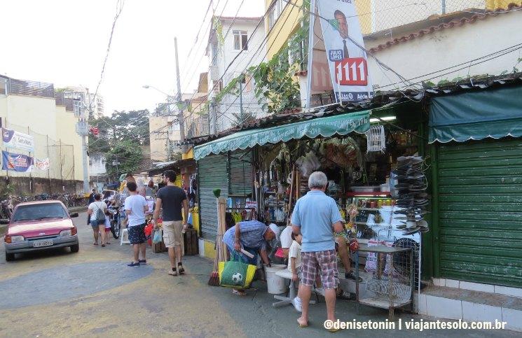 Mercado Santa Marta | Viajante Solo