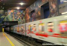 Metrô em Santiago do Chile tudo o que você precisa saber   Viajante Solo