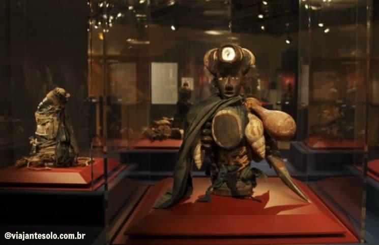 Musée Dapper arte e cultura africana em Paris | Viajante Solo