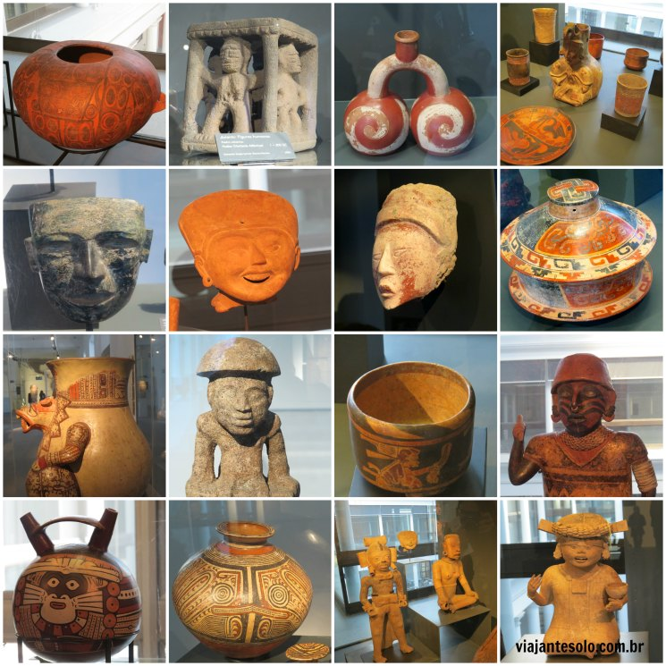 Museo Chileno de Arte Precolombino Obras | Viajante Solo