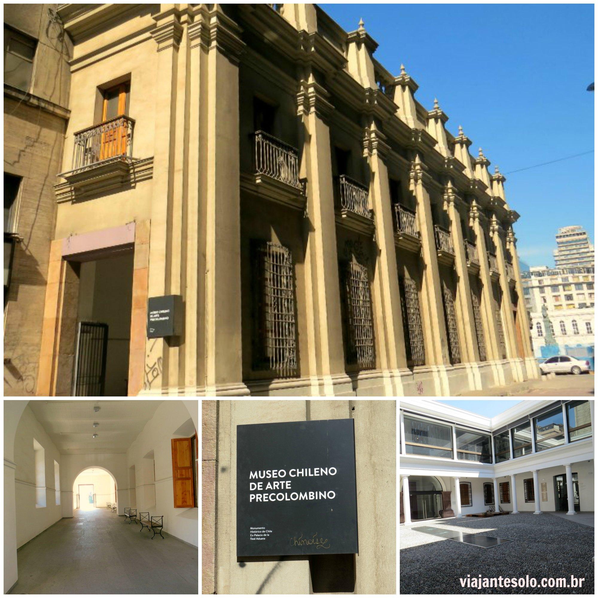 Museo Chileno de Arte Precolombino Fachada | Viajante Solo