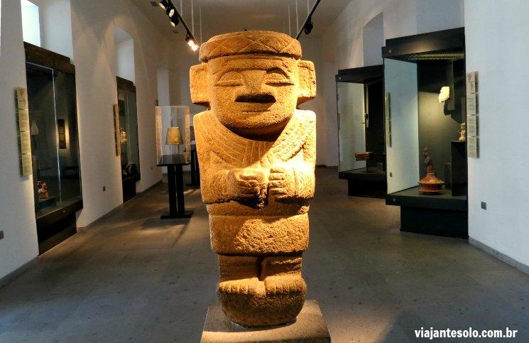 Museo Chileno de Arte Precolombino Xama Chaman | Viajante Solo