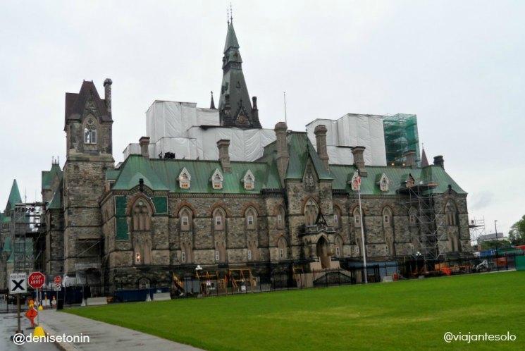Parliament Ottawa | Viajante Solo