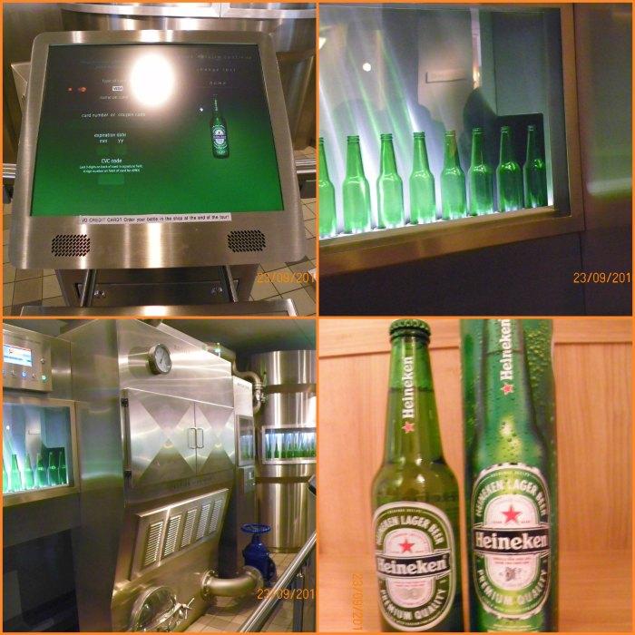 Personalização de Garrafas | Heineken Viajante Solo