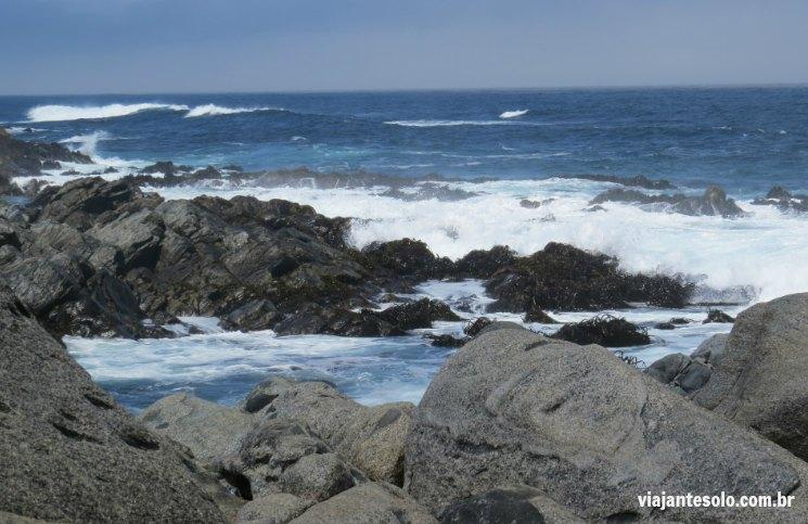 Praia de Isla Negra | Viajante Solo