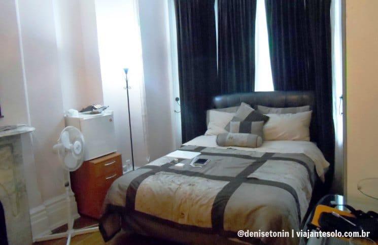 Quarto Comfy Guest House | Viajante Solo