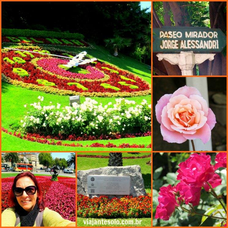 flores cidade jardim:Viña del Mar: Reloj de Flores, a parada obrigatória da cidade jardim