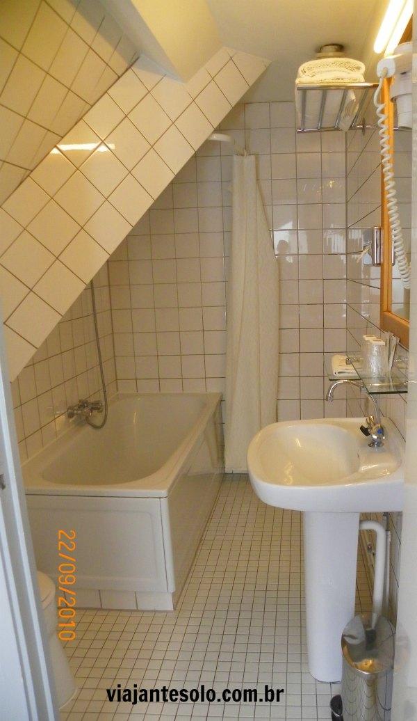 Rho Hotel Banheiro_Viajante Solo