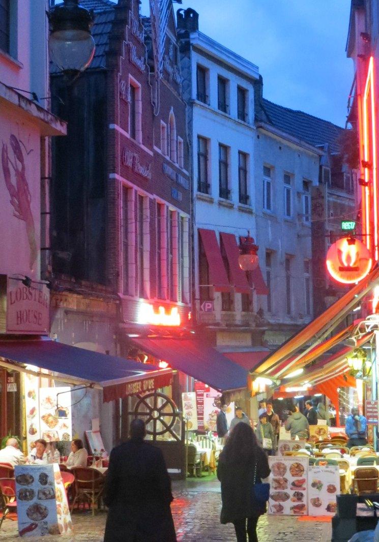 Rua Galeries St Hubert