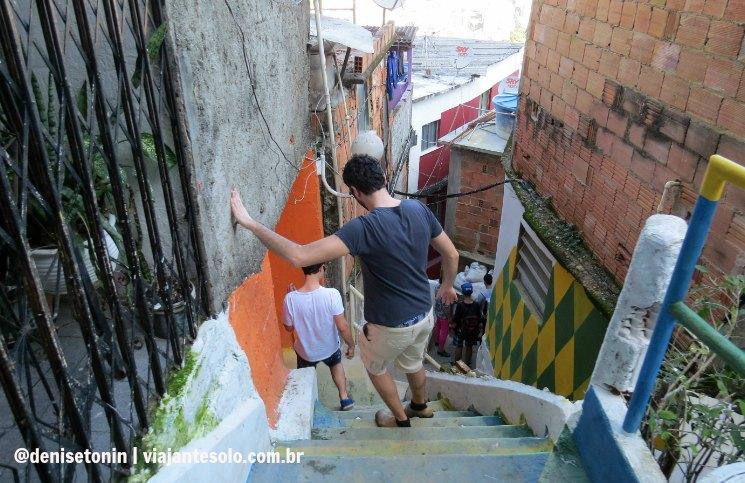 Santa Marta Descida | Viajante Solo