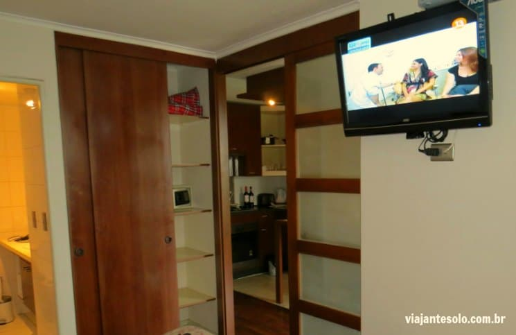 Santiago Centro Rent Apart TV e Cofre | Viajante Solo
