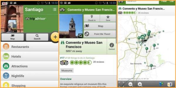 Santiago City Guide Tripadvisor | Viajante Solo