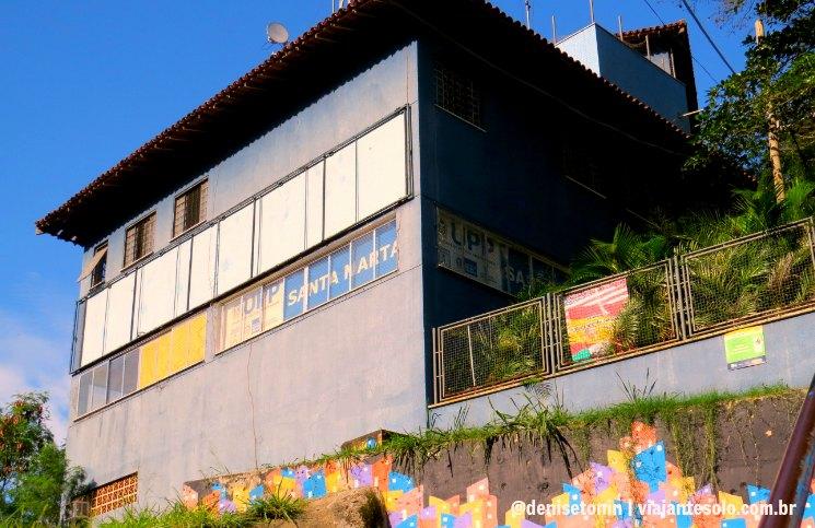 Sede UPP Santa Marta | Viajante Solo