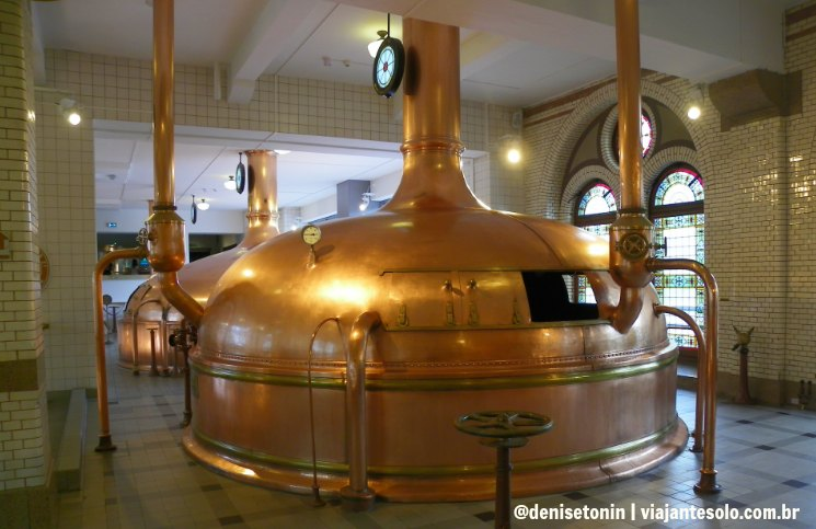 Tanques Heineke Experience | Viajante Solo