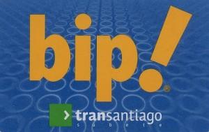 Tarjeta bip Metrô Santiago | Viajante Solo