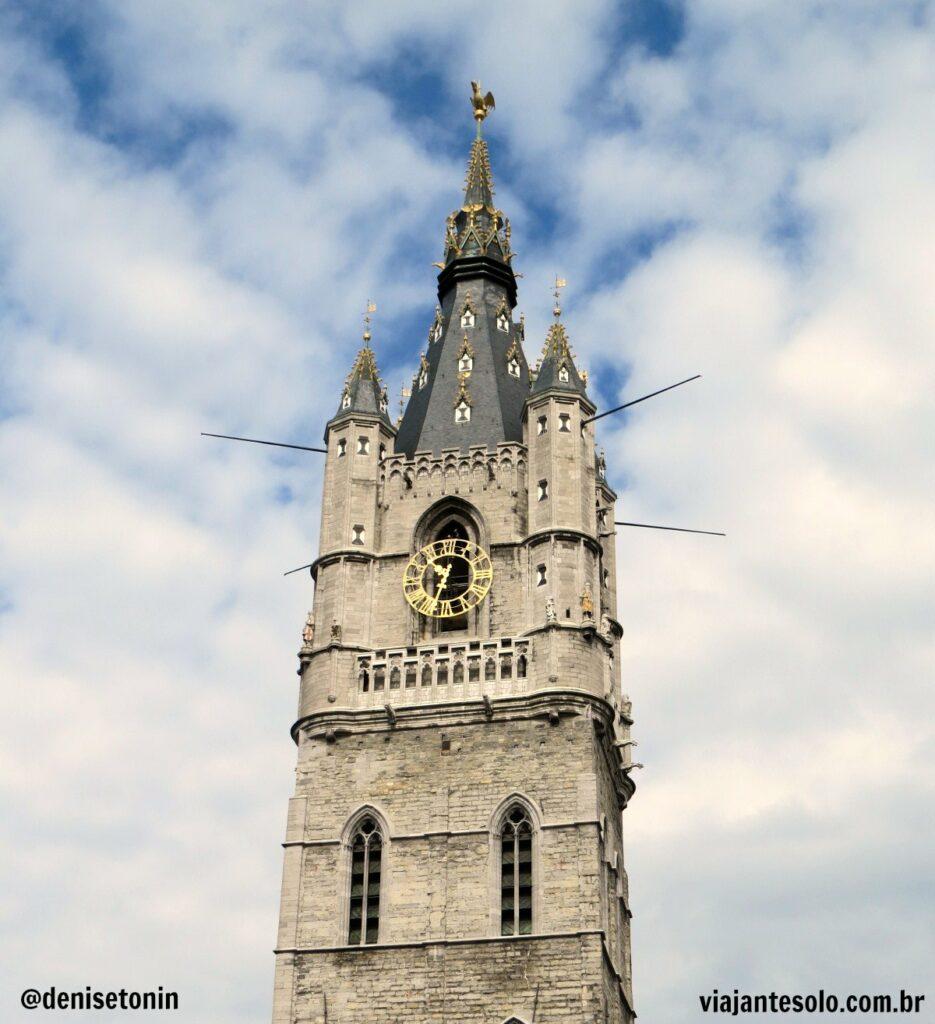 The Belfry em Ghent | Viajante Solo