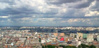 Torre do Banespa, uma vista deslumbrante de São Paulo | Viajante Solo