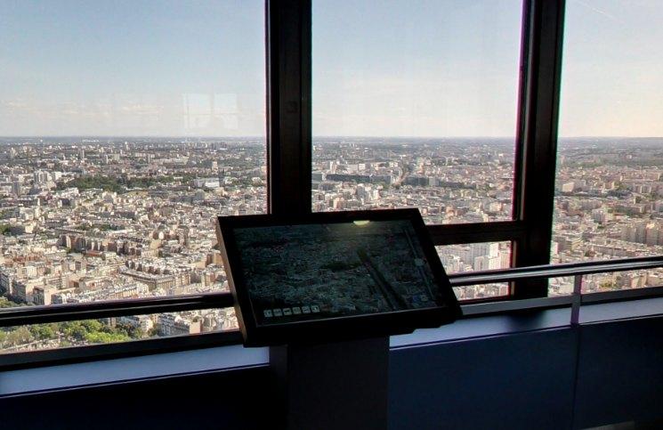 Tour Montparnasse Máquinas_Viajante Solo