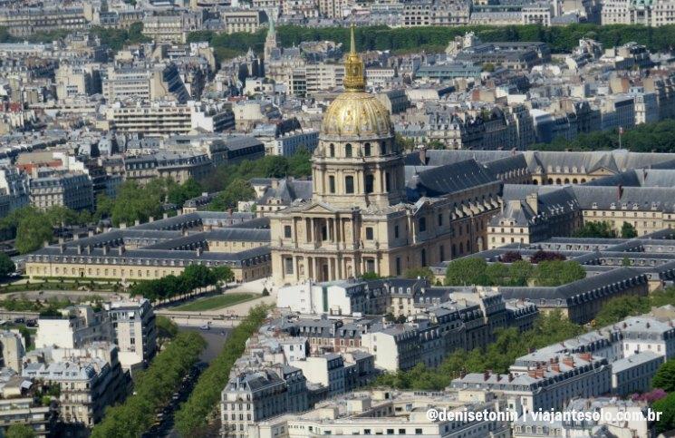 Tour Montparnasse Hôtel des Invalides_Viajante Solo