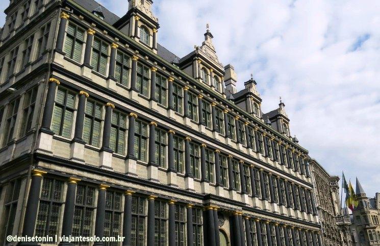 Town Hall em Ghent | Viajante Solo