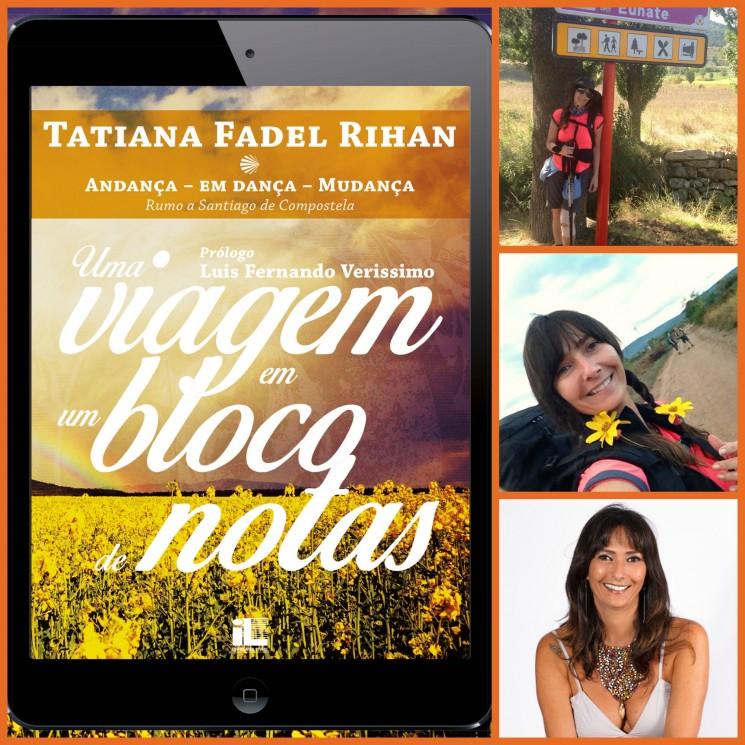 Uma viagem em um bloco de notas, Tatiana Fadel Rihan ¬ Viajante Solo