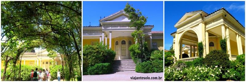 Viña Concha y Toro Casa Don Melchor | Viajante Solo