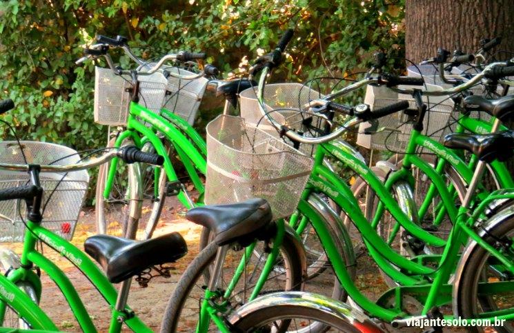 Viña Cousiño Macul Bikes da Bicicleta Verde | Viajante Solo