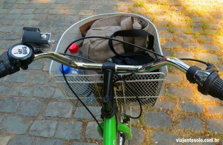 Viña Cousiño Macul Bike La Bicicleta Verde | Viajante Solo